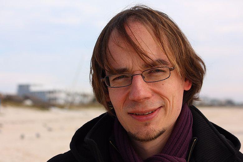 Neuropsychologe Jens Foell ist Mitbegründer der Online-Plattform Real Scienctist DE. Foto: Jens Foell