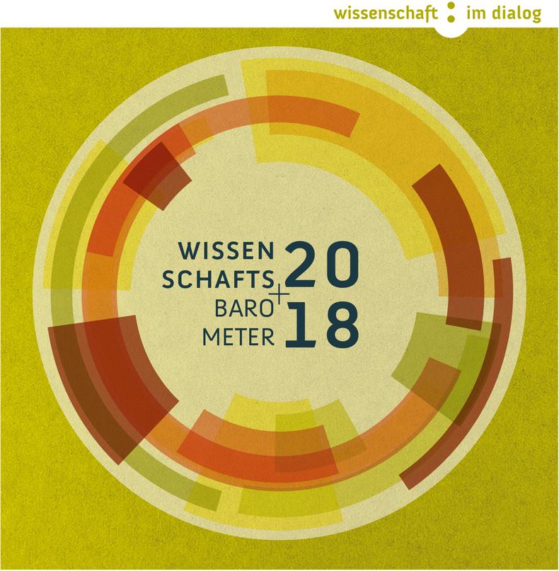 Wissenschaftsbarometer | Wissenschaft im Dialog
