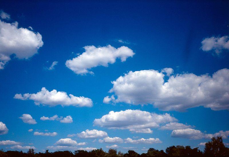 Was Ist Eine Wolke