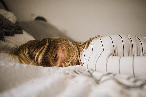Schlaf befriedigen im mann Selbstbefriedigung im